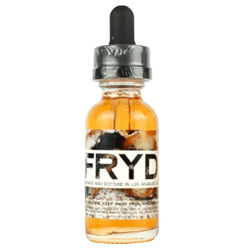 FRYD Premium E-Liquid Fried Cookies and Cream - Deep fried cookies and cream treats with rich chocolate and sweet filling.80% VG