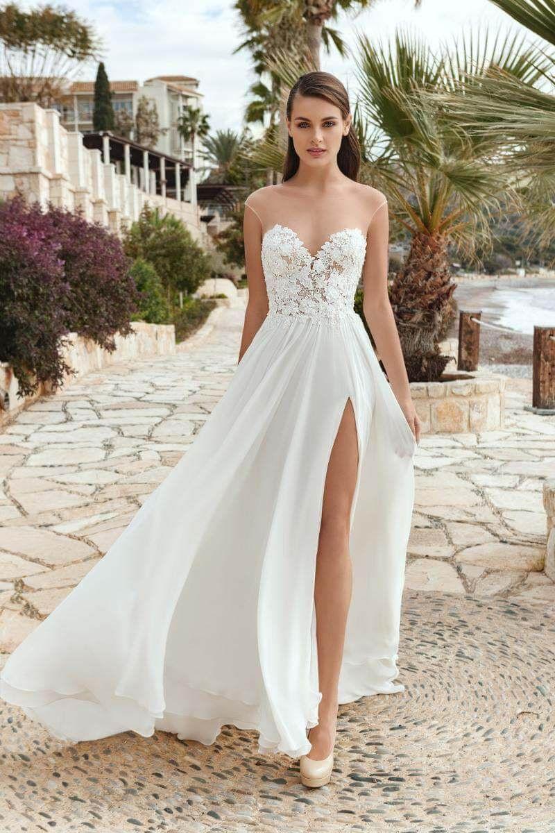 Hochzeitskleid Strand in 11  Hochzeitskleid strand