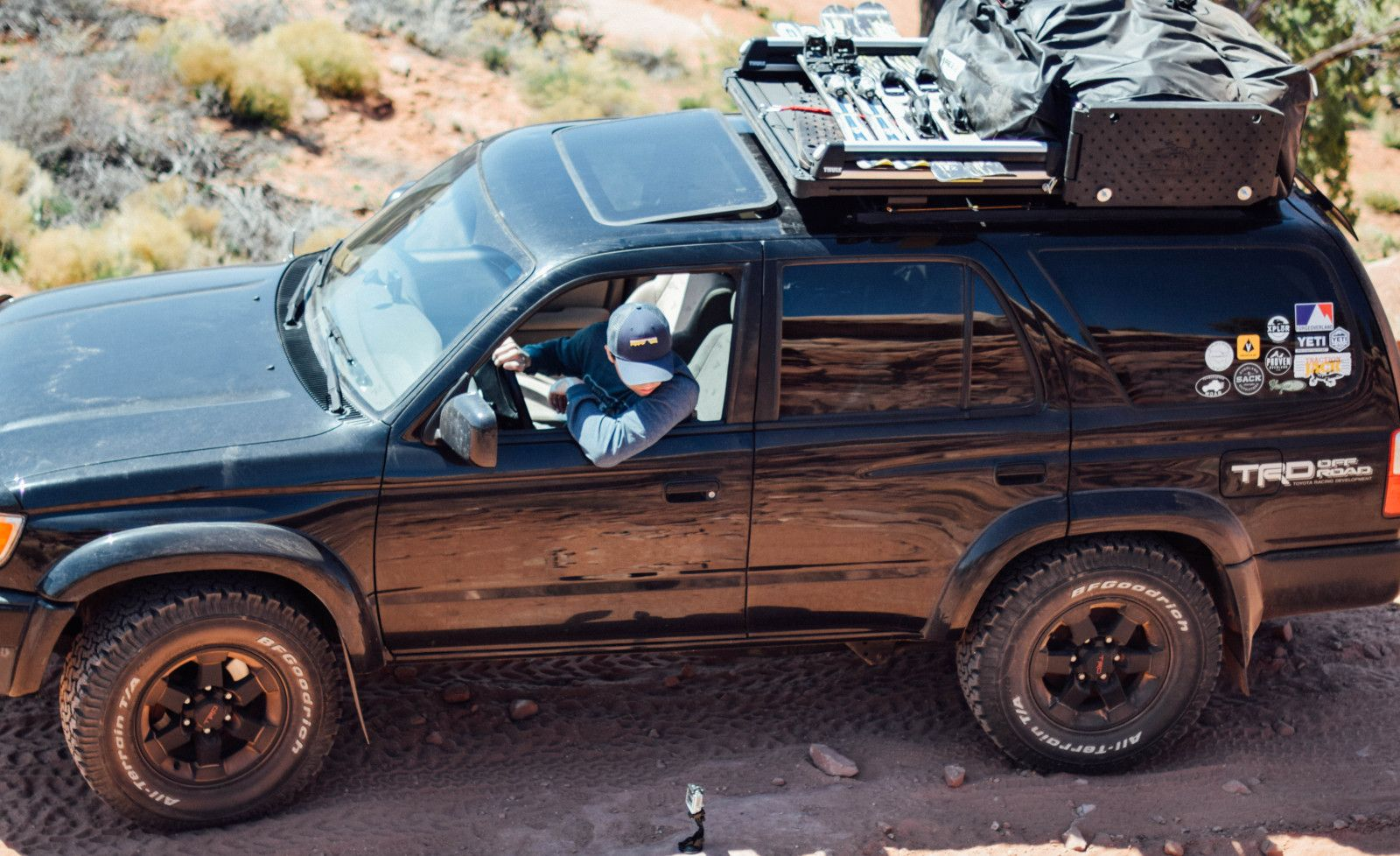 Labrak 3rd Generation Roof Rack Review Roof Rack 4runner Expedition Gear