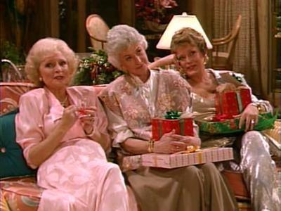 golden girls' christmas