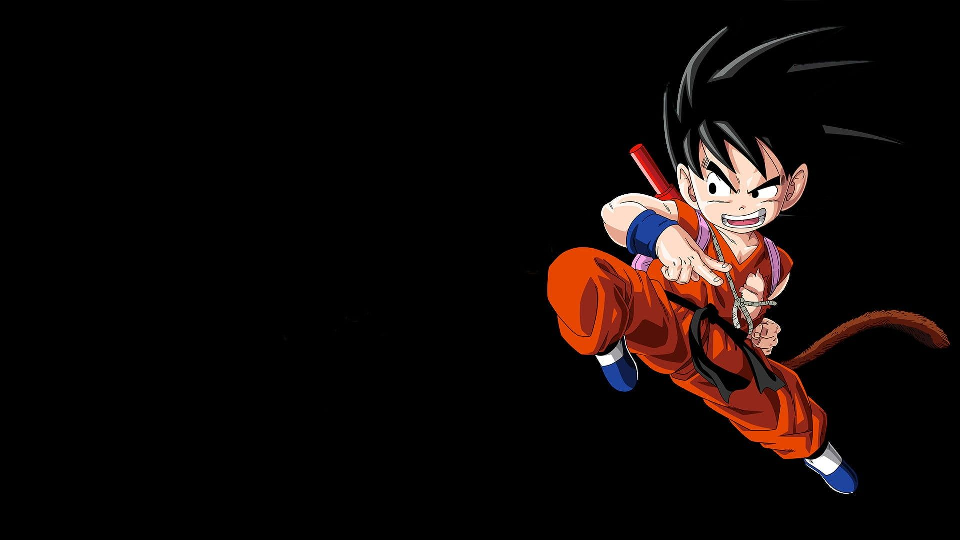 Son Goku Dragon Ball Z Kid Goku Anime Anime Boys 1080p Wallpaper Hdwallpaper Desktop In 2021 Dragon Ball Wallpapers Goku Wallpaper Z Wallpaper