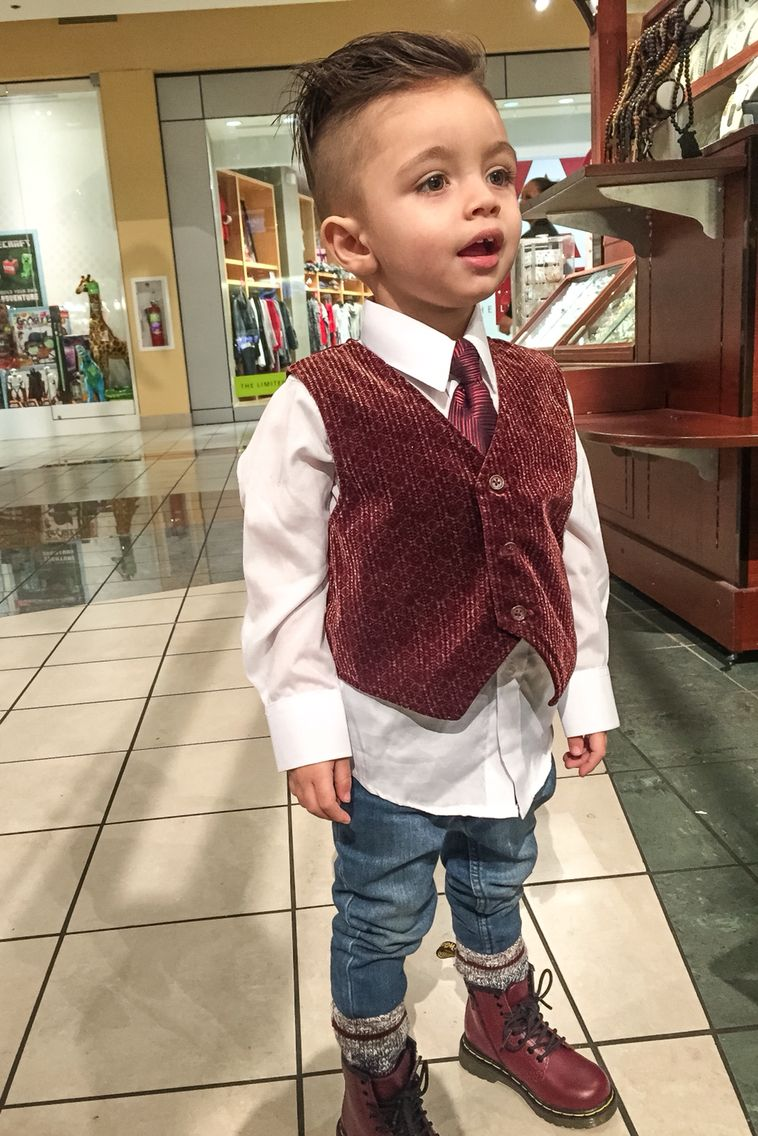 toddler boy dr martens