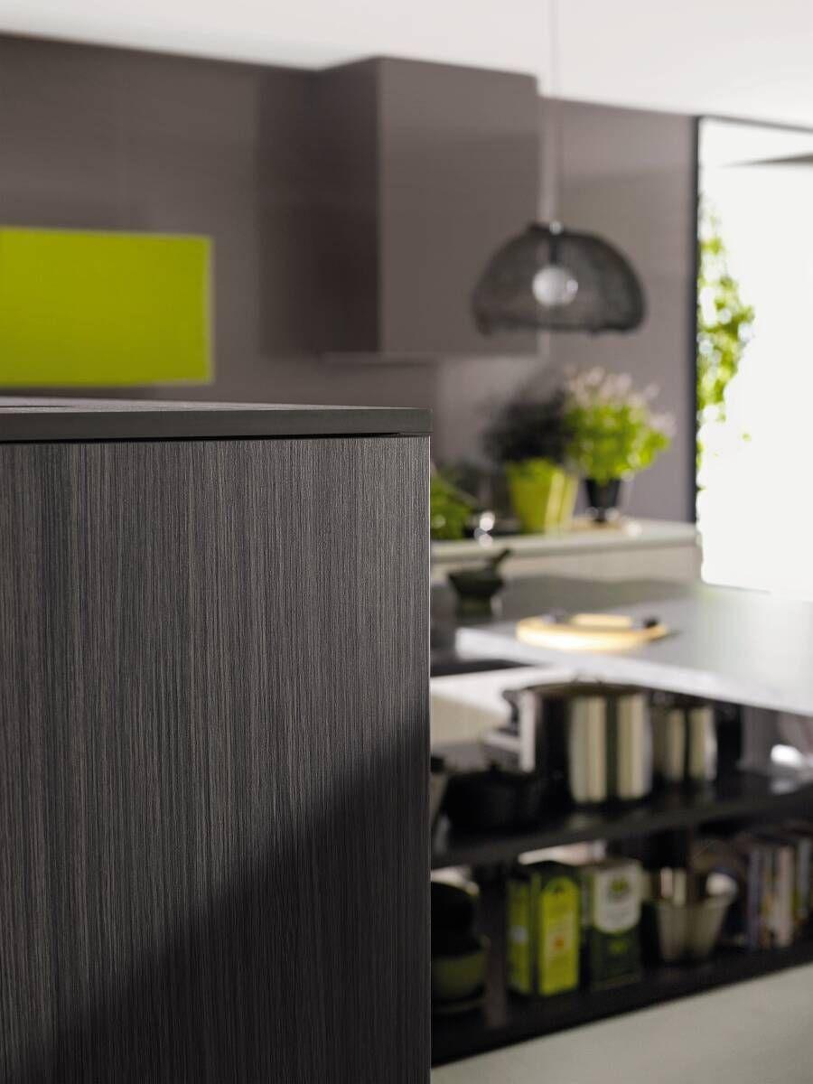 laminex kitchen design. Laminex  Moose Benchtop Cupboards Zinc Ironstone Black Kitchen DesignsKitchen