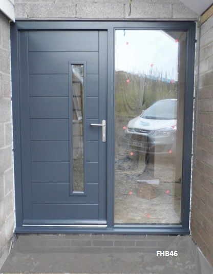 Contemporary Front Doors oak iroko and other woods Bespoke Doors & Contemporary Front Doors oak iroko and other woods Bespoke Doors ... Pezcame.Com