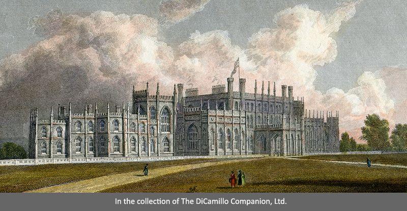 The DiCamillo Companion - Eaton Hall, Cheshire