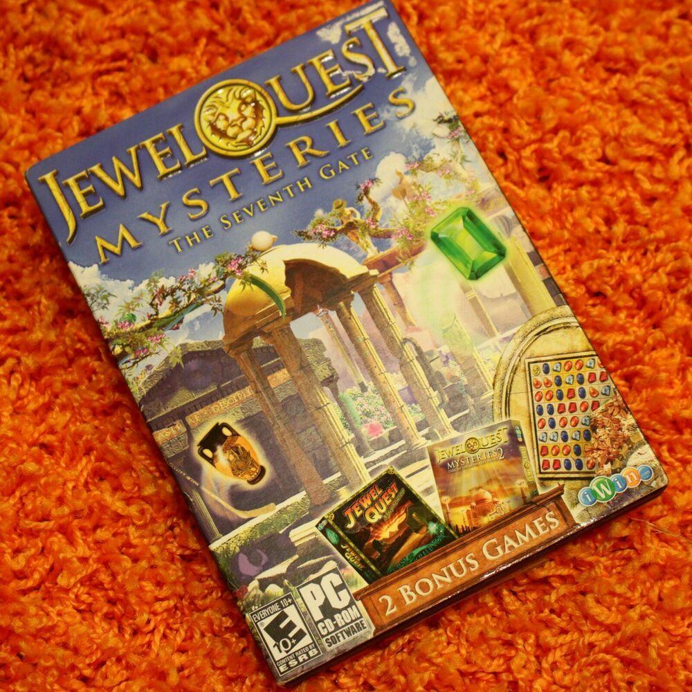 Jewel Quest Mysteries The Seventh Gate 2 Bonus Games