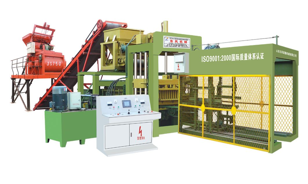 Qty10 15 Solid Brick Machines South Africa Brick Machiney Interlocking Brick Machine View Interlocking Brick Machine Dongfeng Product Details From Shandong Do Concrete Blocks Brick Construction Waste