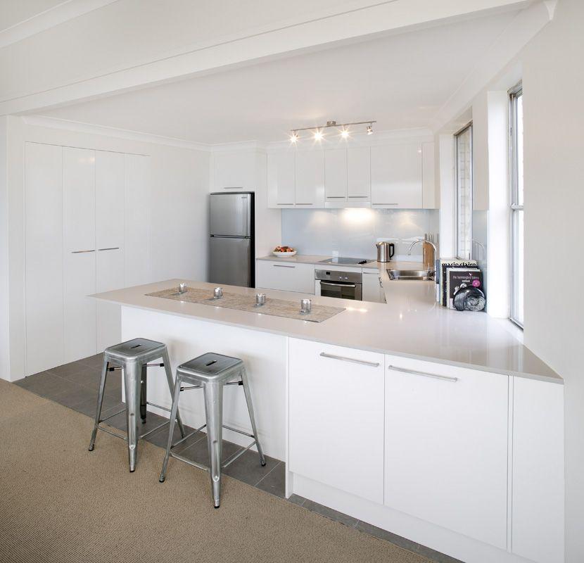 Caesarstone White Lace Kitchen Counter Island The Stone Collection Kitchen Kitchen Counter Countertops