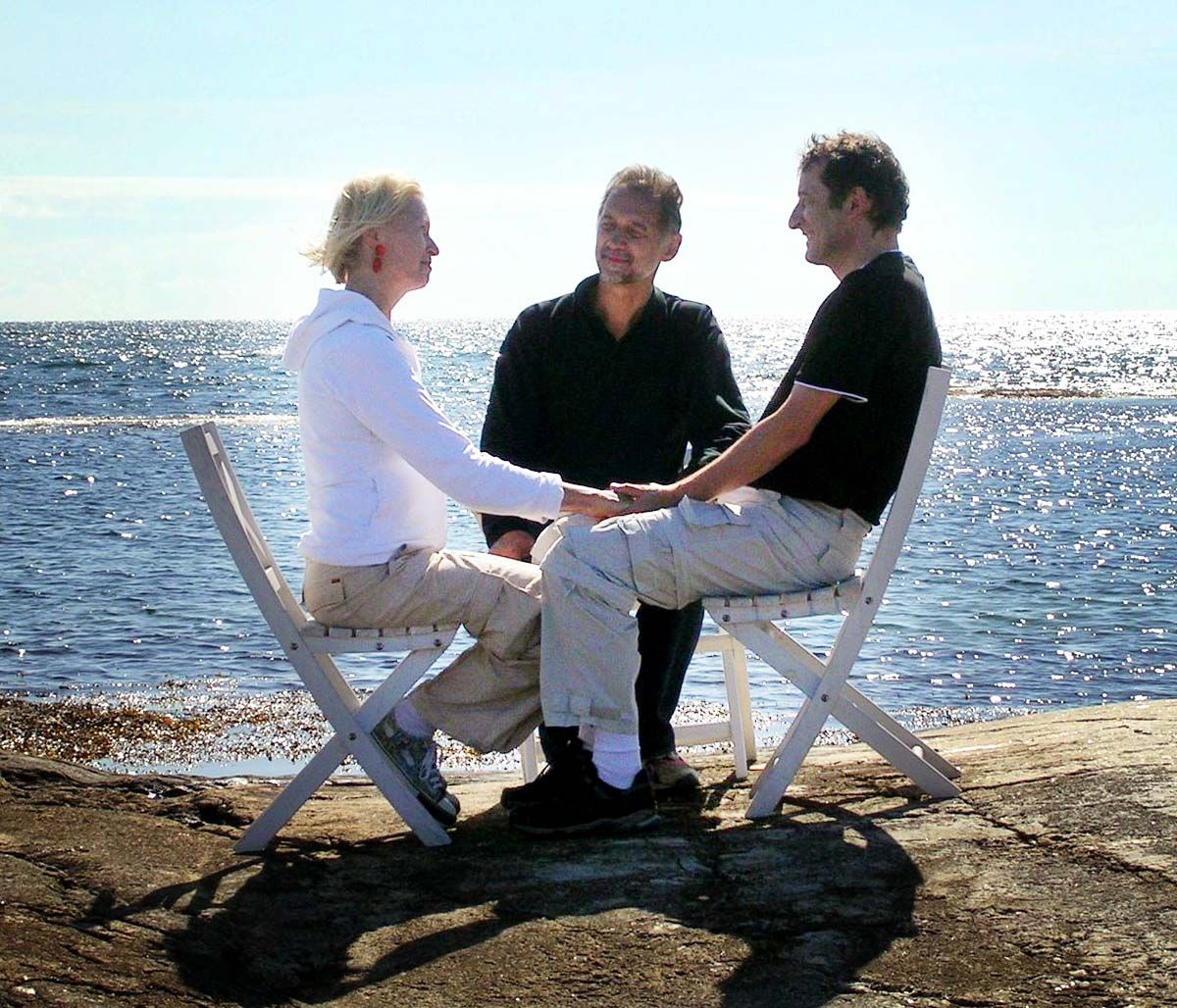 A Nice Setting For Dialogue In Getting The Love You Want