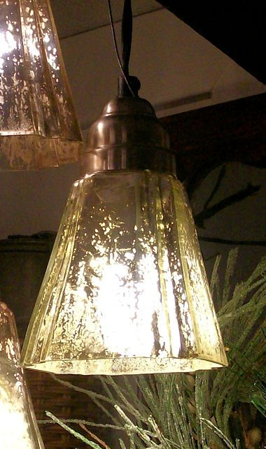 Mercury Glass Pendant Light Fixture Inspiration Mercury Glass Pendant Light  Deco Stylemercury Glass Pendant Light Review
