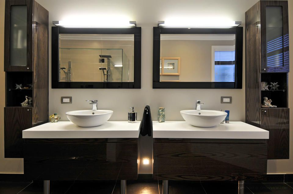 two sinks are better than one  beautiful bathrooms