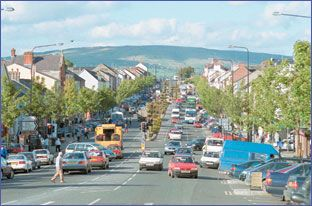 Cookstown City Centre Ni With Images Great Days Out Northern