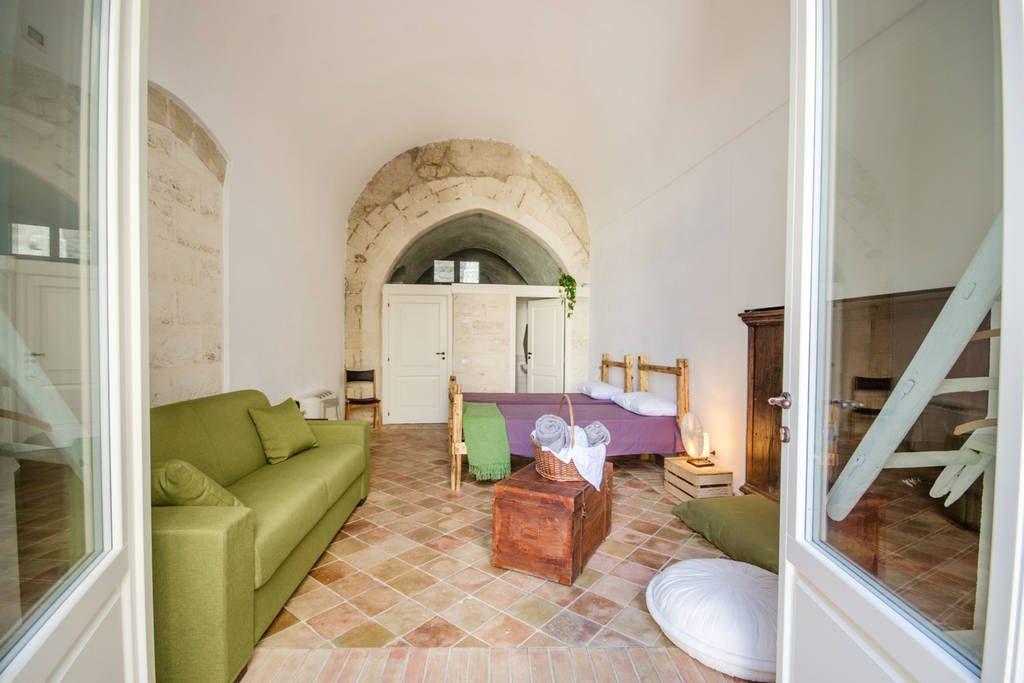 L'Albero di Eliana - The Burrow - Bed & Breakfasts en alquiler en Matera