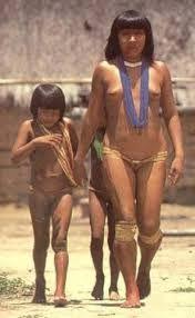 Resultado de imagem para fotos de tribos indigenas do brasil