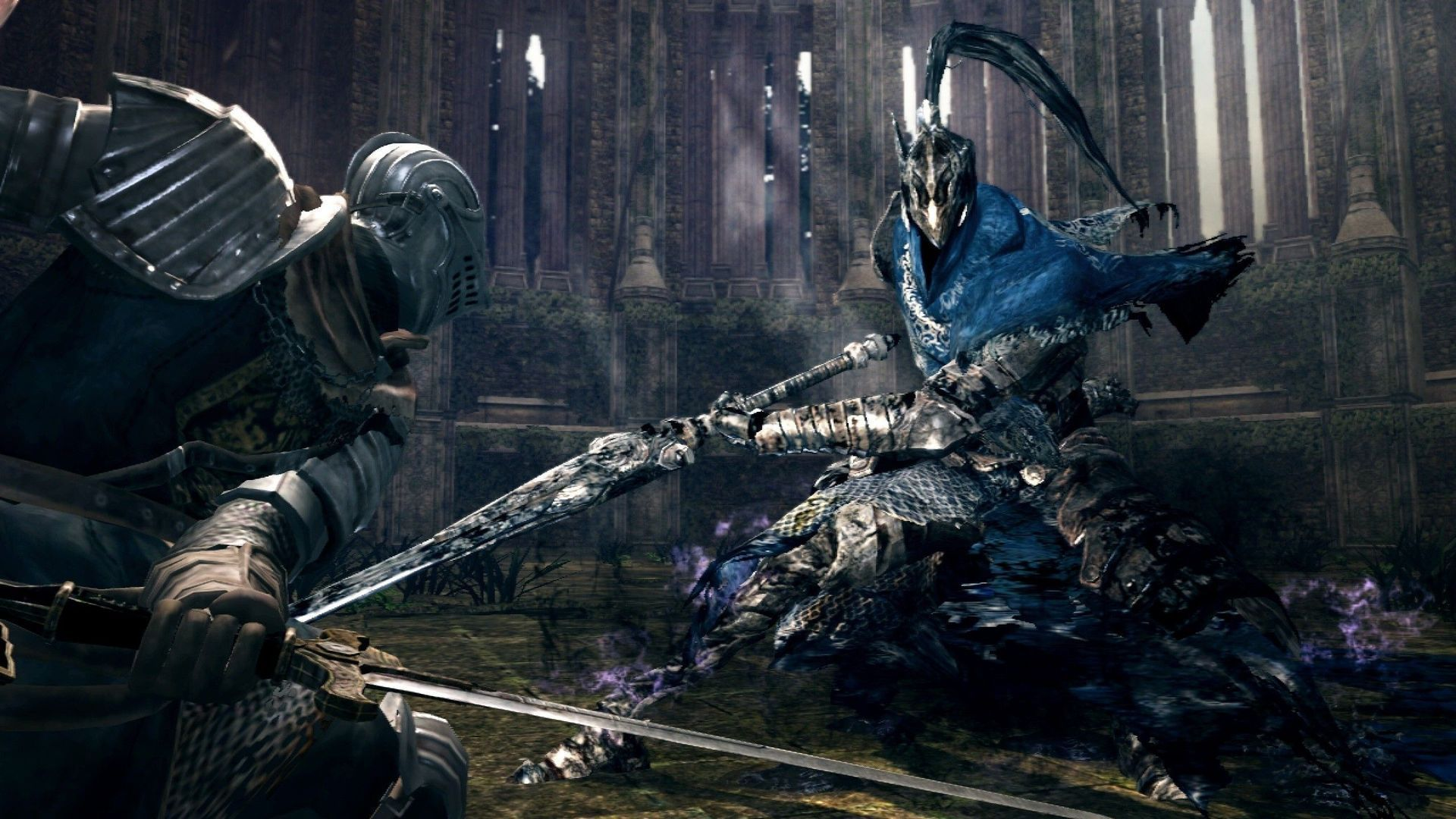 Artorias Wallpaper 1920x1080 Hd Wallpaper For Desktop Background