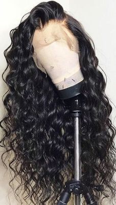 24 Long Wavy Wigs For African American Women The Same As The Hairstyle In The Picture #lacewigs