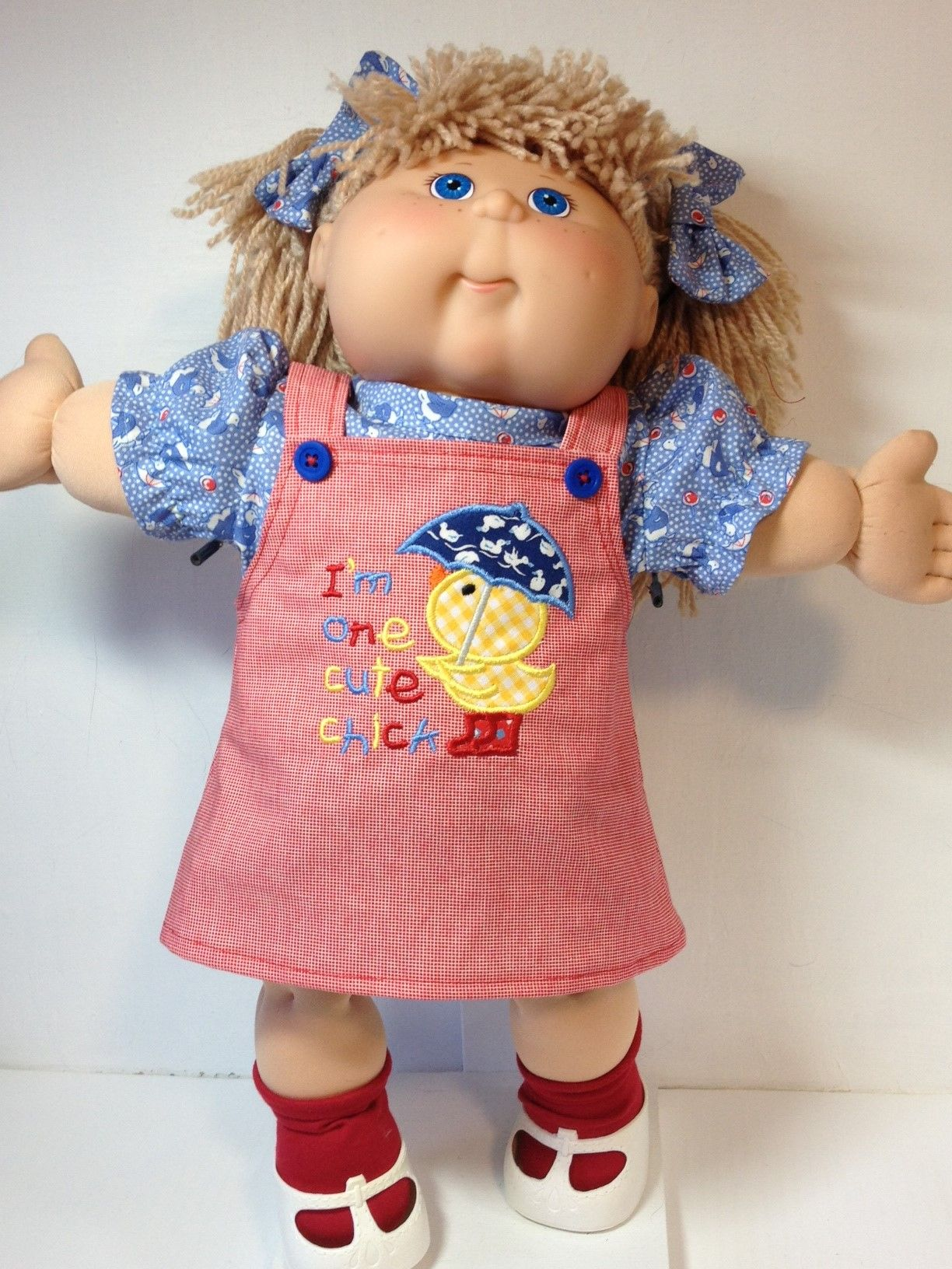 Cabbage Patch Jumper I\'m ONe Cute Chick | "|1224|1632|?|1342fa08a225d4ee35e554464a7cebad|False|UNLIKELY|0.30365487933158875