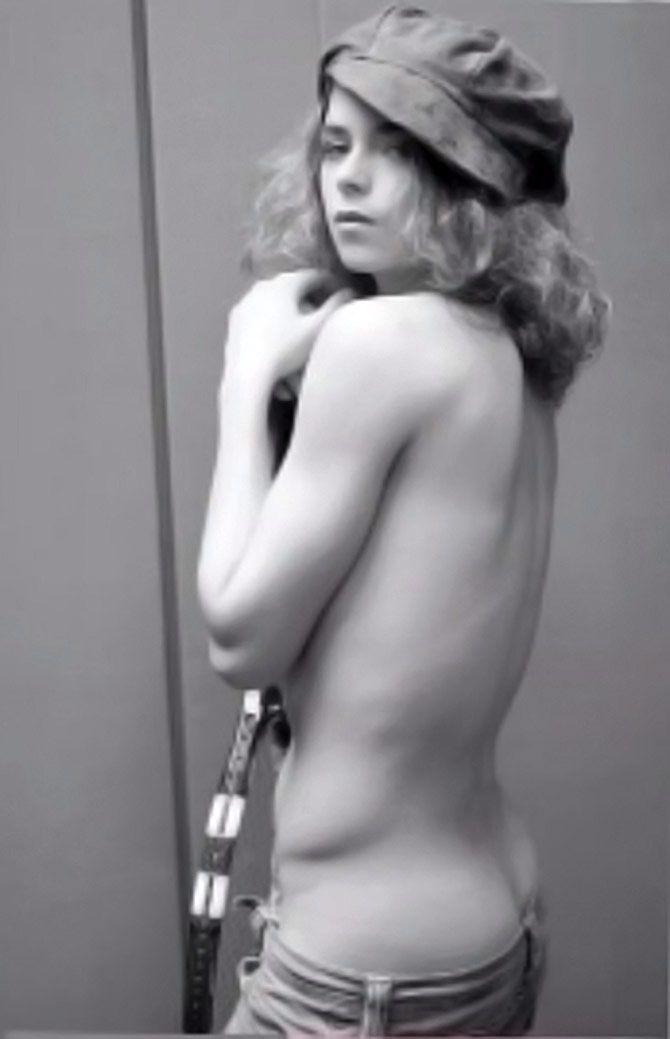 camila giorgi nude