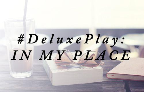 Playlists diseñadas para distintos momentos del día y diferentes ocasiones; porque la música es un complemento que no pasa de moda.  http://deluxebuys.tumblr.com/post/92474264250/deluxeplay-volumen-1-in-my-place