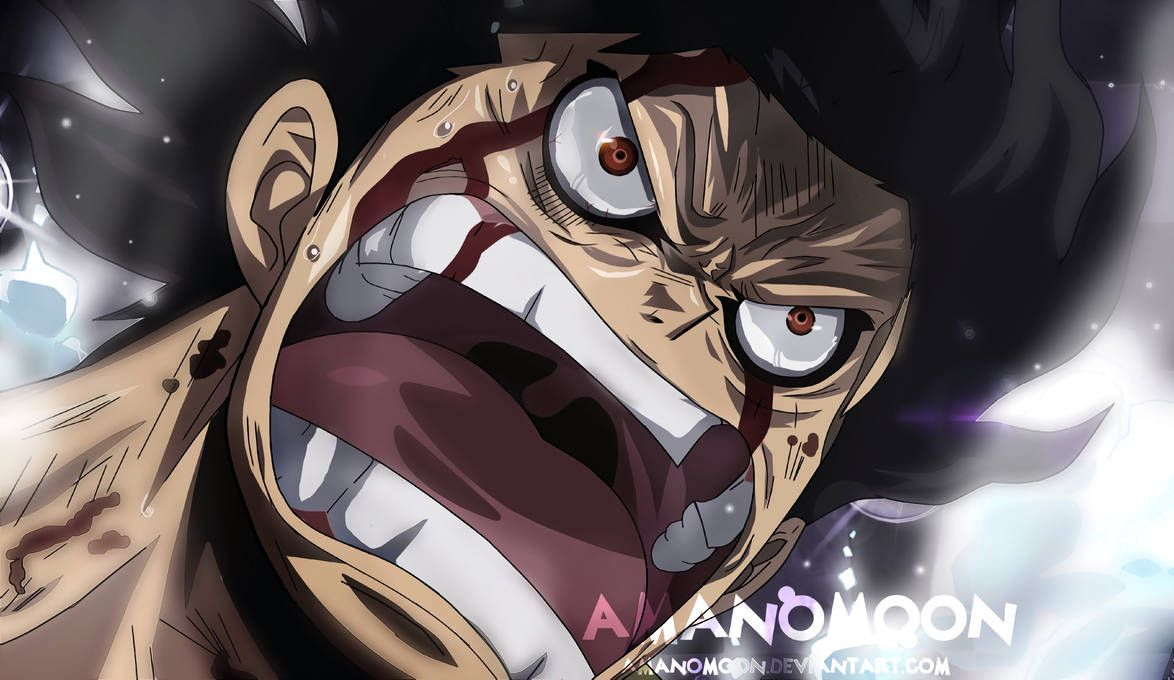 Sanji makes his way to cacao island to back luffy up. One Piece Episode 870 Luffy Snake Man Transformed By Amanomoon One Piece Episodes Luffy One Piece Luffy