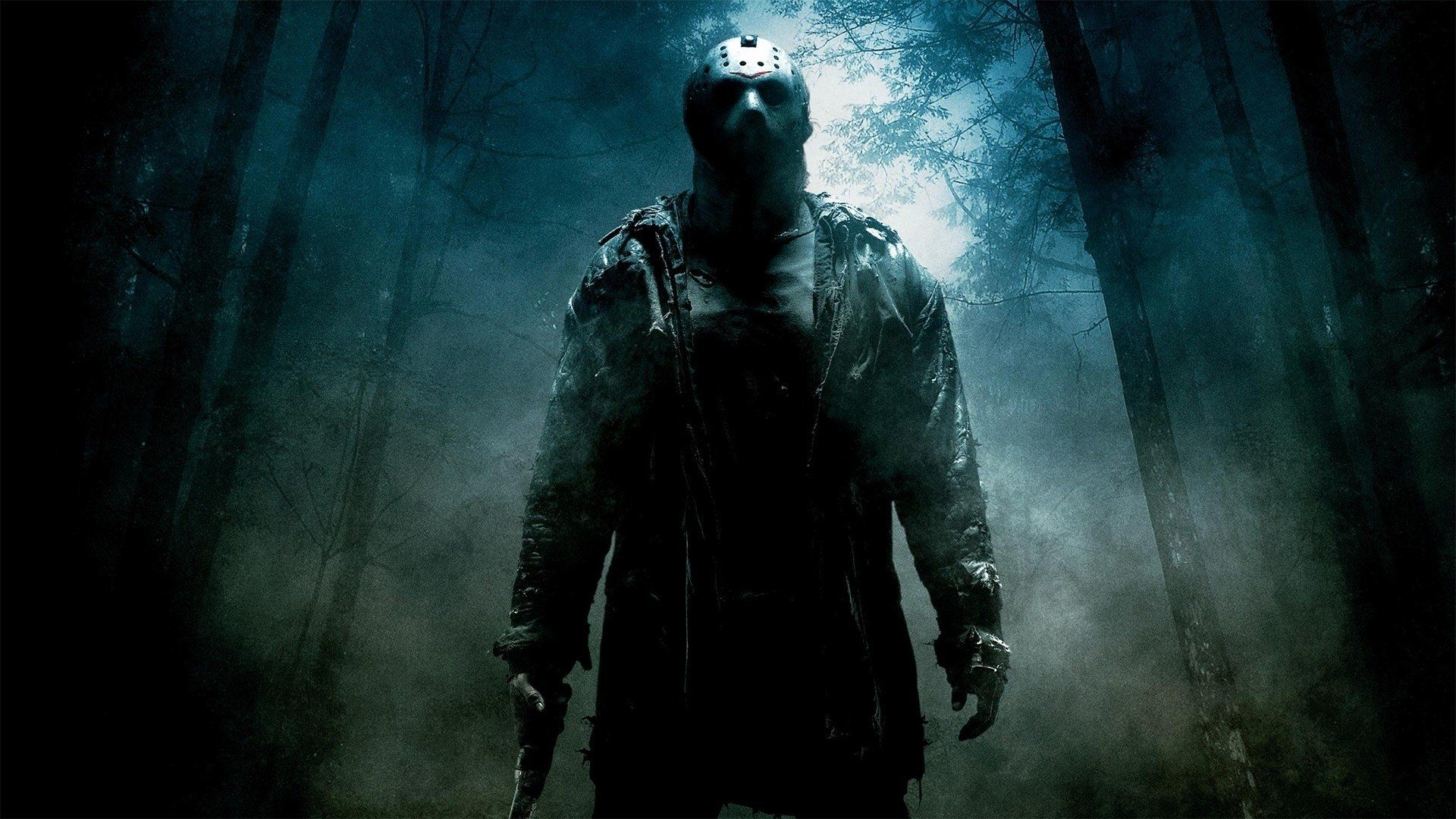 10 Best Friday The 13th Wallpaper Full Hd 1920 1080 For Pc Background Horror Movie Posters Slasher Movies Scary Movies