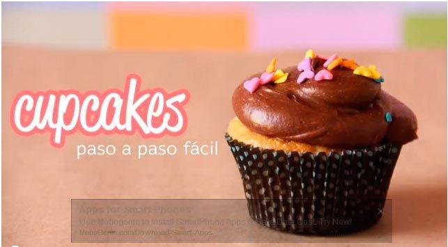 (VIDEO) Como hacer Cupcakes FACIL - CHOCOLATE, Me Encanta el Chocolate