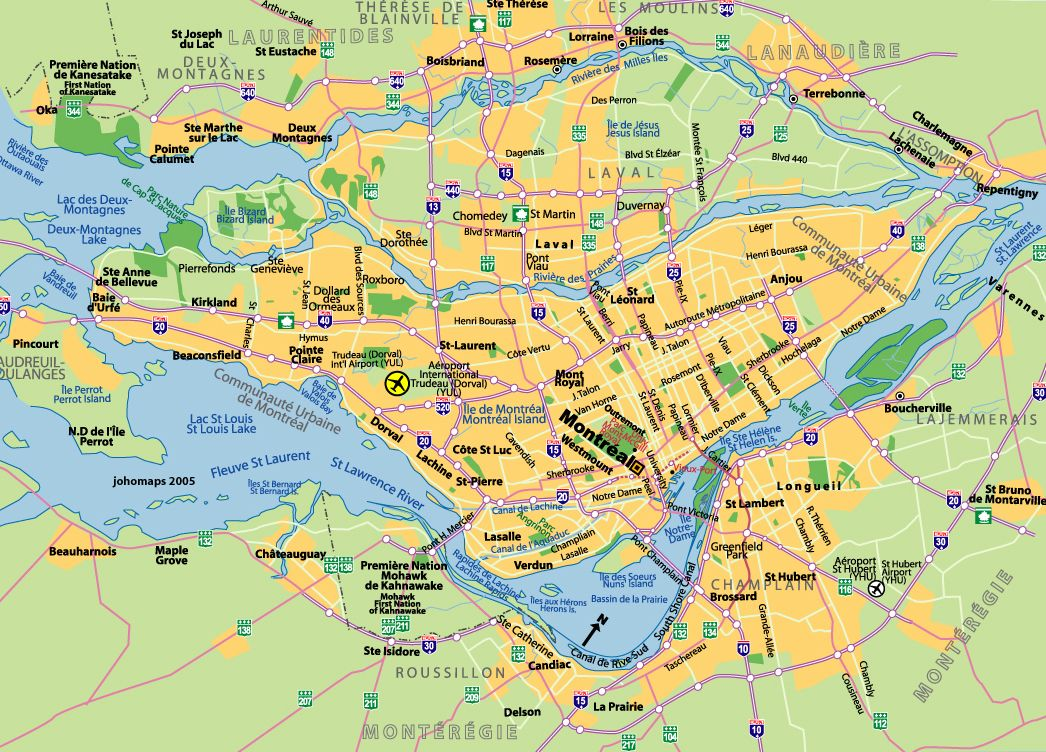 I need a more detailed map sweet pinterest map of montreal gumiabroncs Choice Image