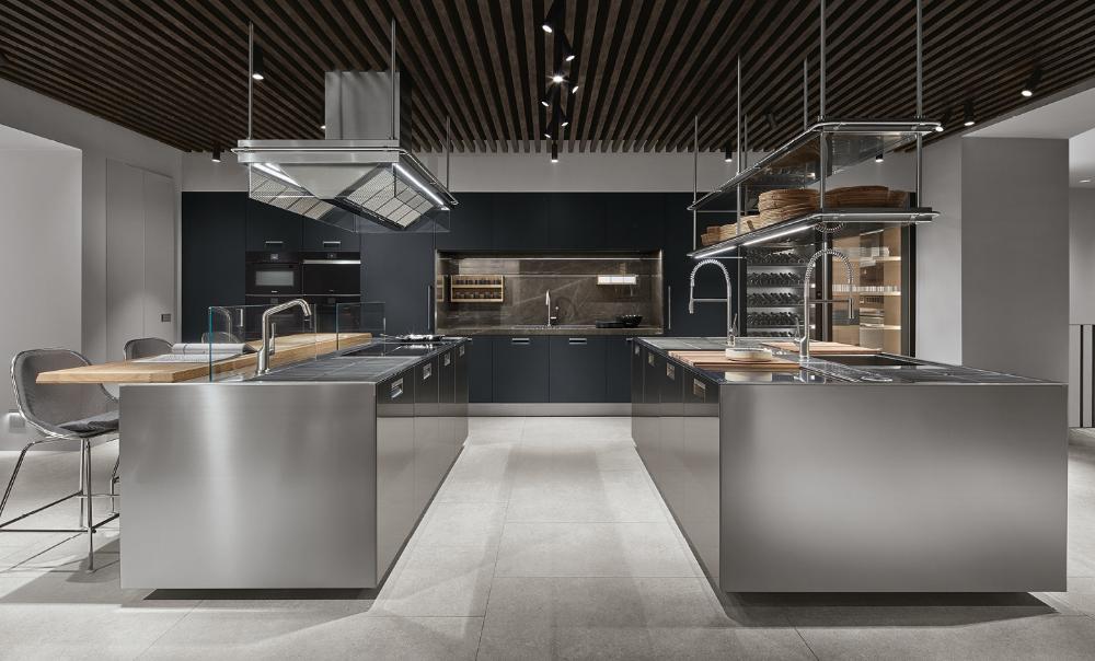 Italia Products Arclinea Modern Kitchen Open Interior Design Kitchen Kitchen Design