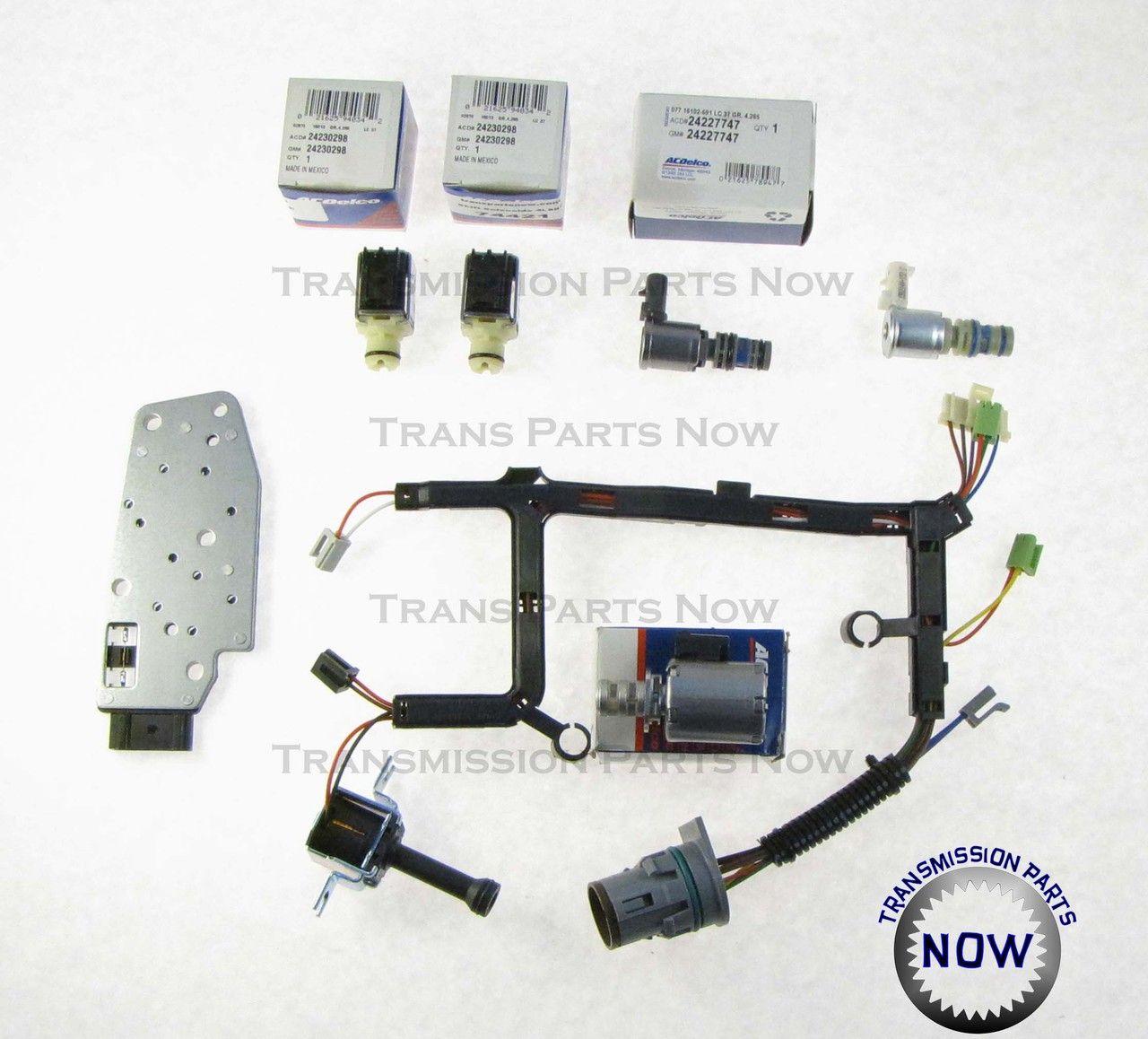 97 k1500 transmission solenoid