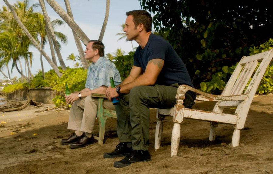 Hawaii Five O Steve Mcgarrett Cargo Pants
