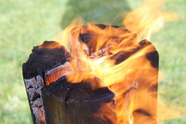Schwedenfeuer selbst machen - Schwedenfeuer selber machen