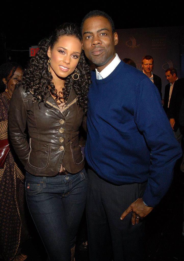 Photo of Alicia Keys  & her Father  Craig Cook