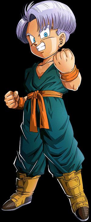 Kid Trunks Render Dokkan Battle By Maxiuchiha22 On Deviantart