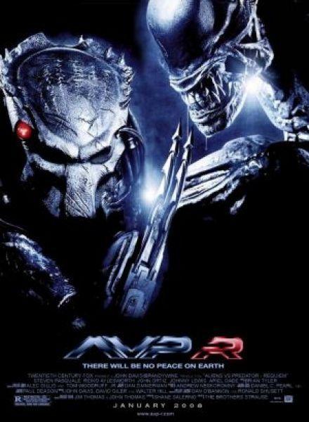 Quái Vật Dưới Tháp Cổ 2 - AVP: Alien vs. Predator 2 Alien Vs
