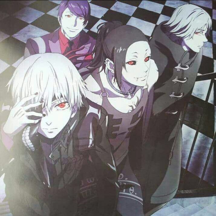 That's my favorite pic from tokyo ghoul