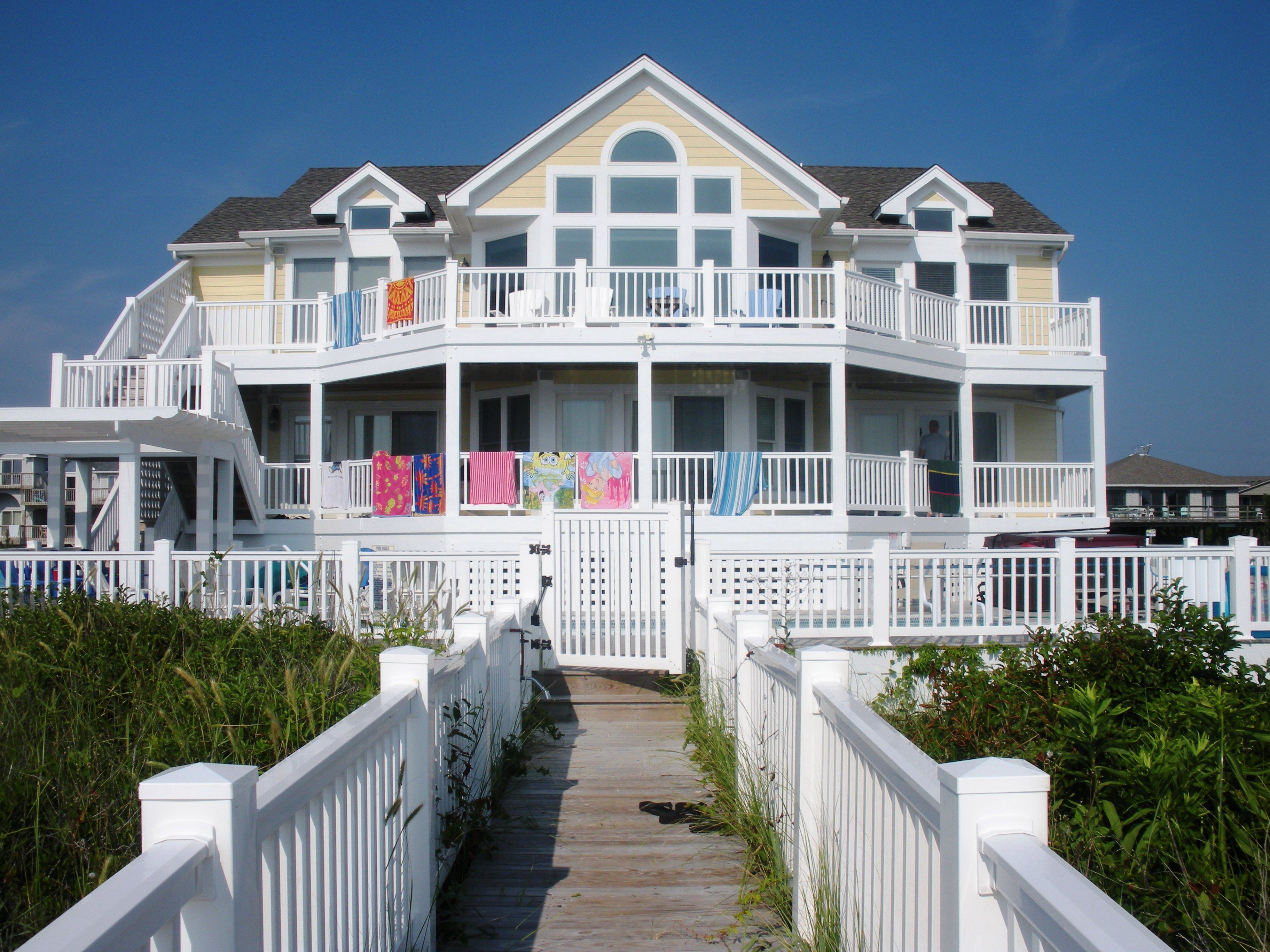 house rentals cape vacation beach in outer head cottage nags banks homes