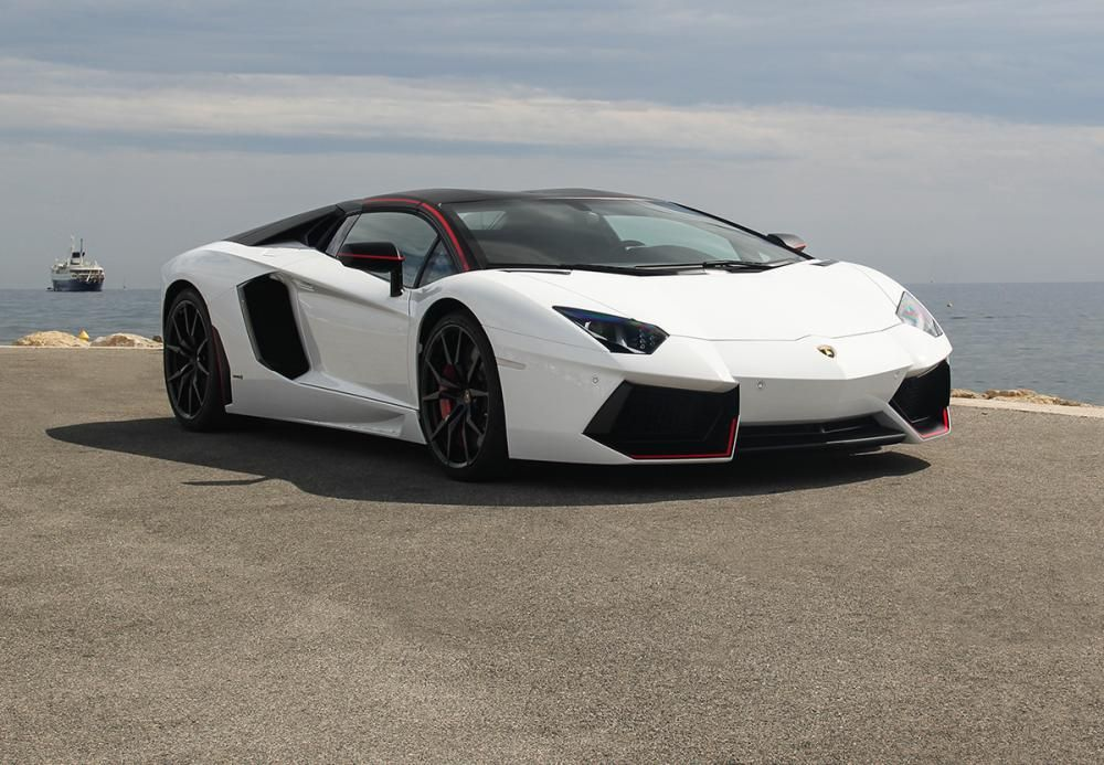 Aventador LP700 4 Pirelli Edition 16 Cars