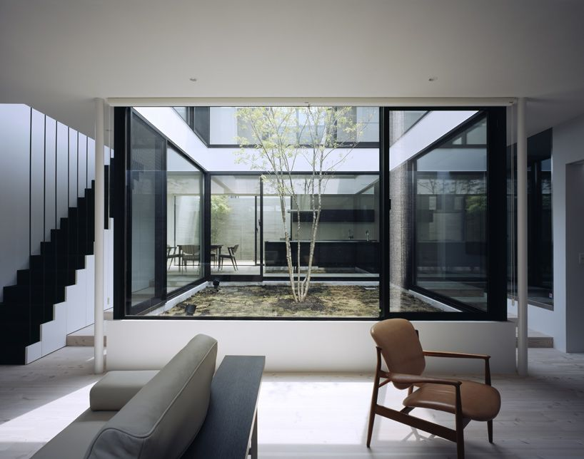 Apollo architects and associates shift architecture - Patios interiores ...