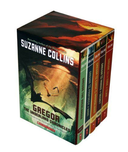 Very good series for boys, lots of adventure.  Adults will like it too once you get over the fact that some of the main characters are giant rats and cockroaches!   The Underland Chronicles: Books 1-5 Paperback Box Set by Suzanne Collins, http://www.amazon.com/dp/0545166810/ref=cm_sw_r_pi_dp_.Kr-rb1SKM9MJ