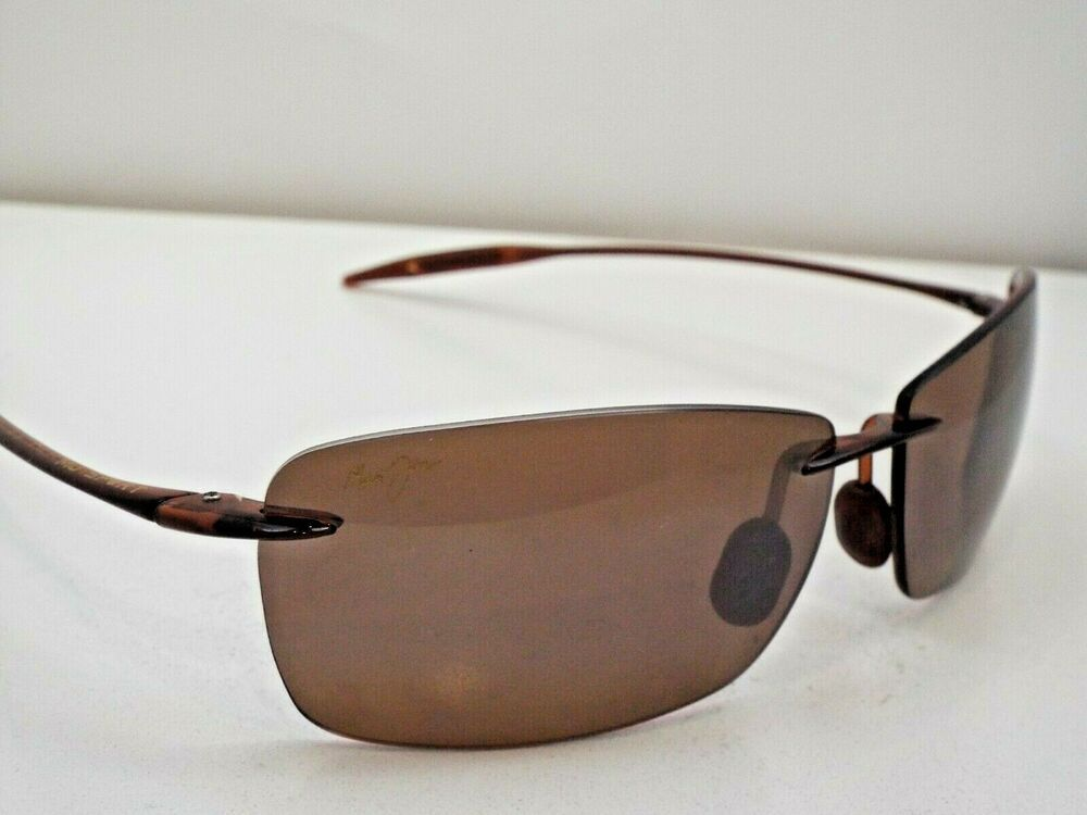 c0339ed9d0 Authentic MAUI JIM 423-26 Lighthouse Rootbeer HCL Bronze Polarzd Sunglasses  $199 #fashion #
