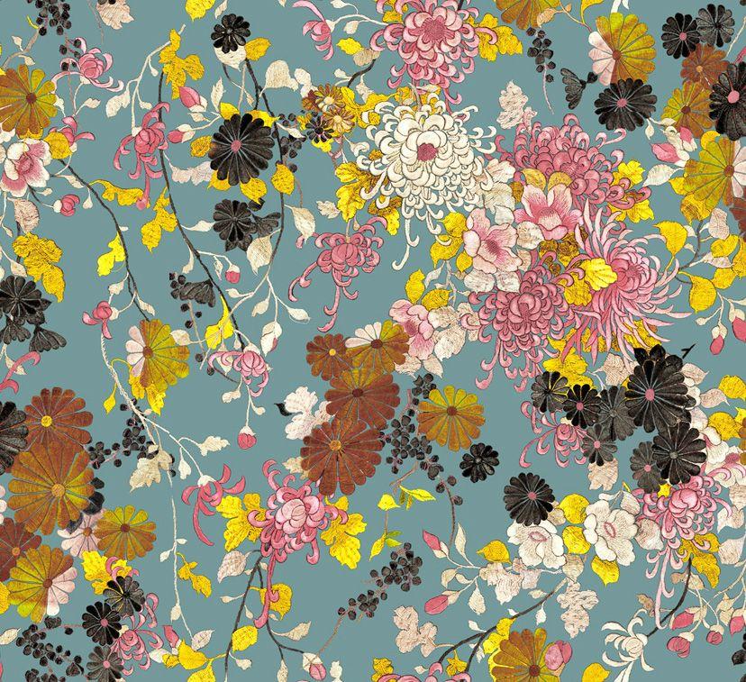 Yokata By Jean Paul Gaultier Blue Wallpaper 331603 In