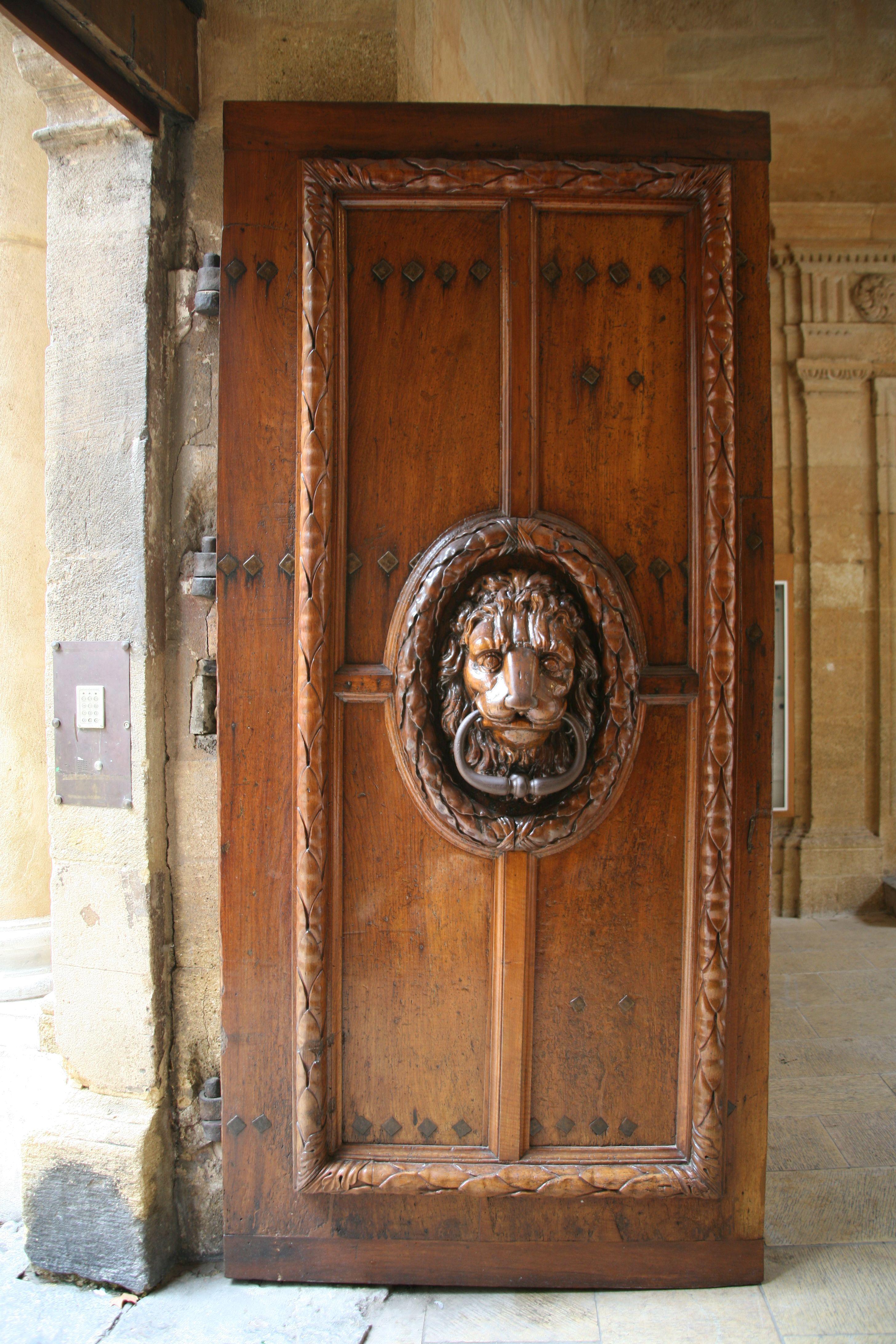 Now THAT is a door knocker!   Door Envy   Pinterest   Ventana ...