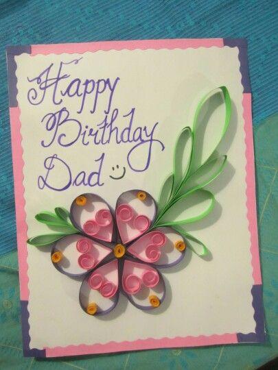 pinrohini singh on mademe  dad birthday card