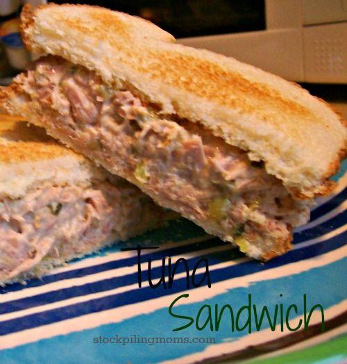 Best 25 tuna fish sandwich ideas on pinterest tuna fish for How to make tuna fish sandwich