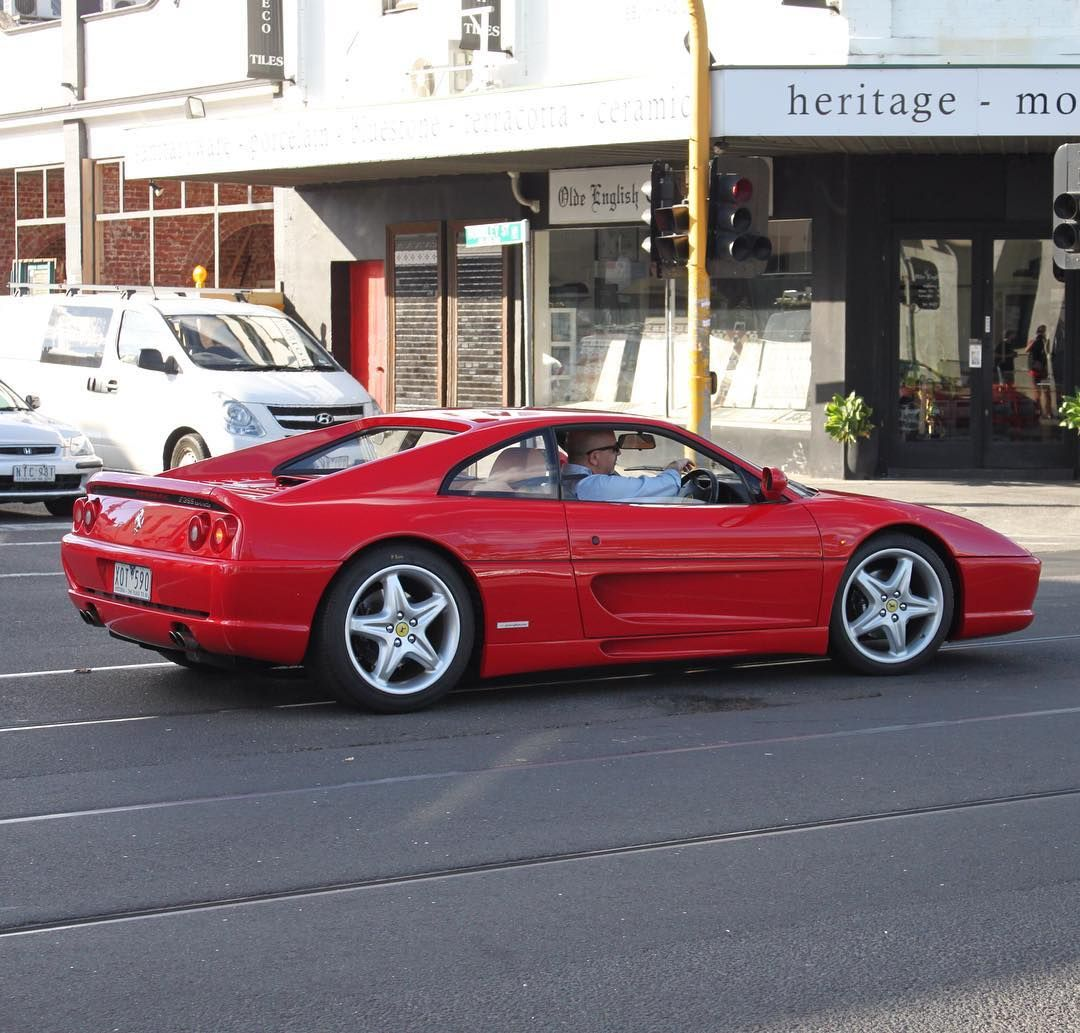 A Super Ferrari On Swan Street Over The Weekend Lamborghini