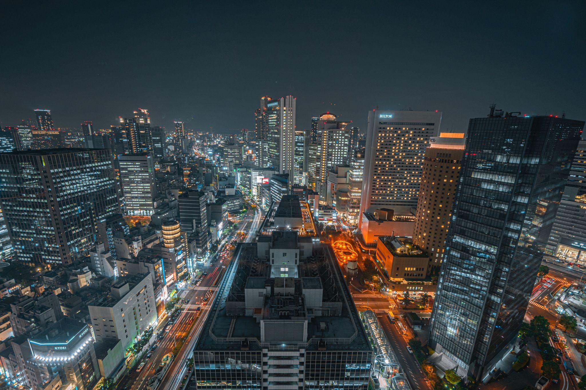 夜景の撮り方 綺麗に撮る方法 カメラの設定やポイント Photo Journal Press 2020 夜景 カメラの設定 風景