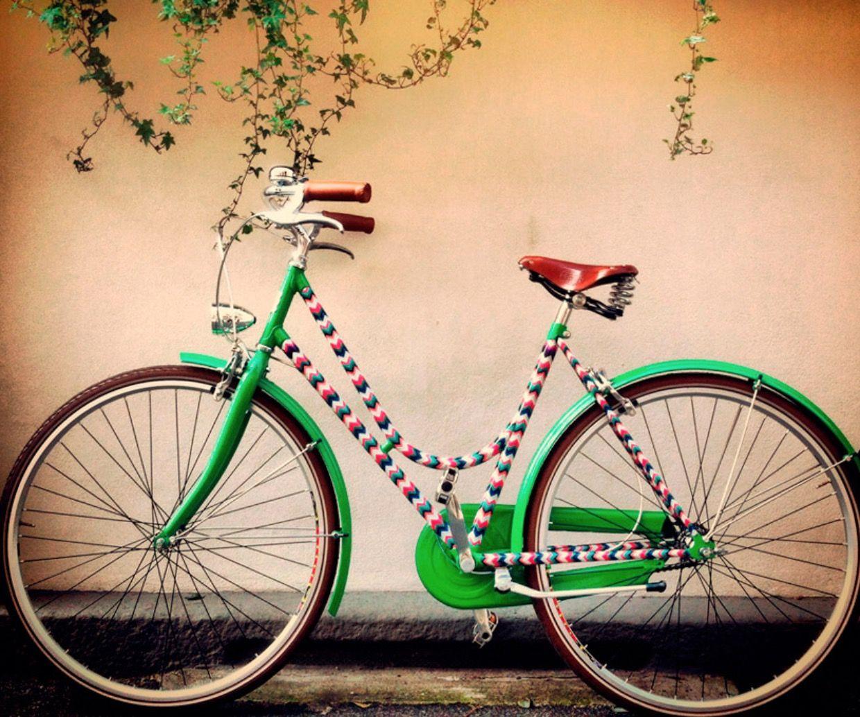 Fix Your Bike Klebefolie Furs Fahrrad Sala Terrena Urban Life Design Architektur Design Lebensart Genuss Fahrraddesign Fahrrad Klebefolie