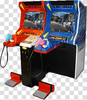 R4ndom Blue And Red Arcade Game Boxes Transparent Background Png Clipart Arcade Games Arcade Games Box
