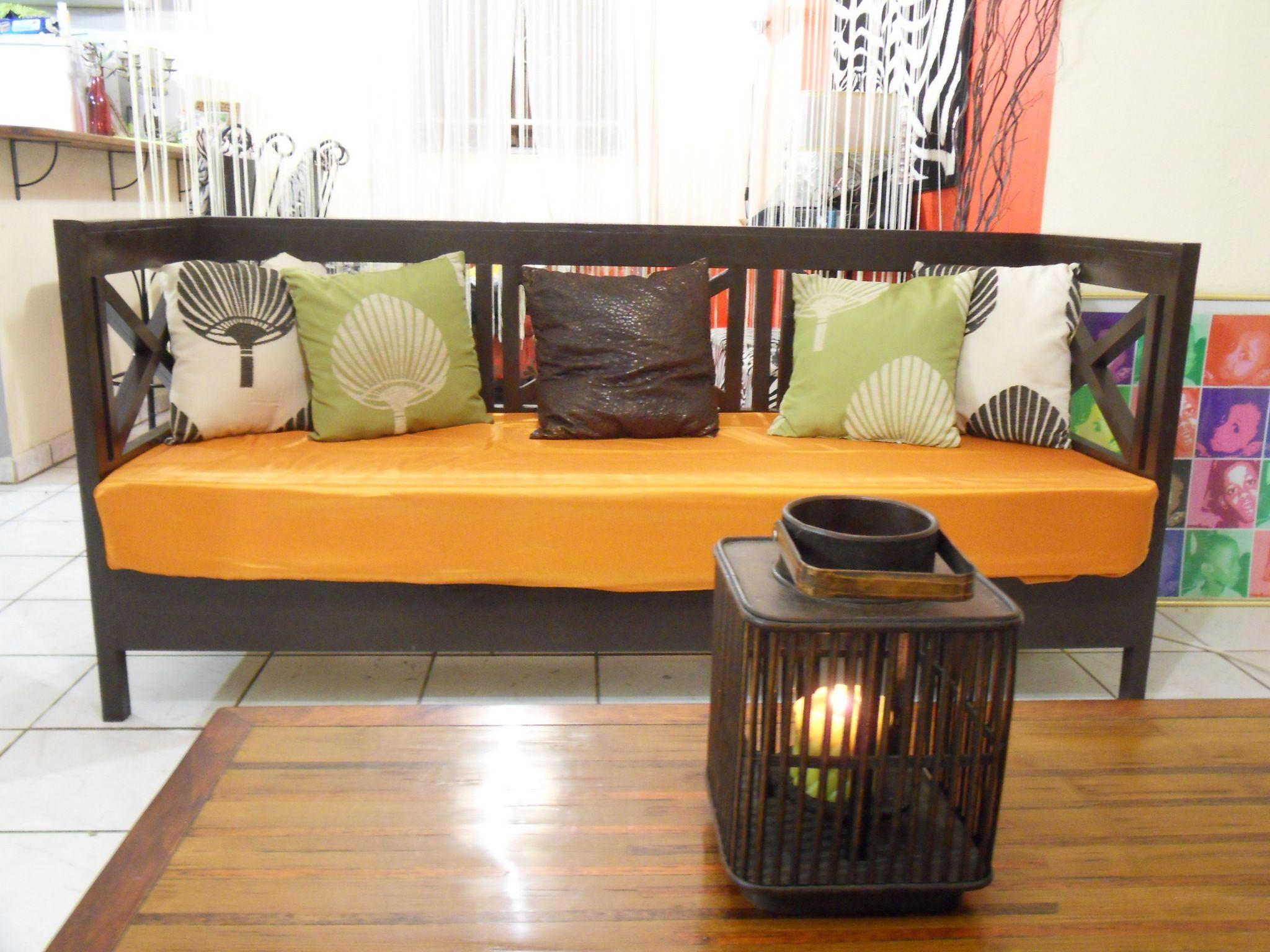 42 DIY Sofa Plans Free Instructions | Diy furniture ...