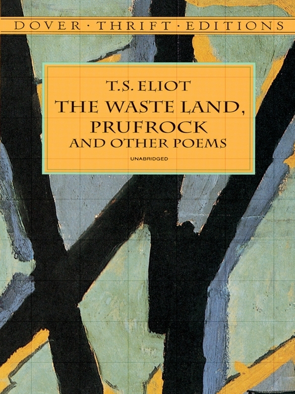 an analysis of the waste land a poem by t s eliot Waste land, long poem by ts eliot, published in 1922, first in london in the criterion (october), next in new york city in the dial (november), and the waste land expresses with great power the disillusionment and disgust of the period after world war i in a series of fragmentary vignettes.